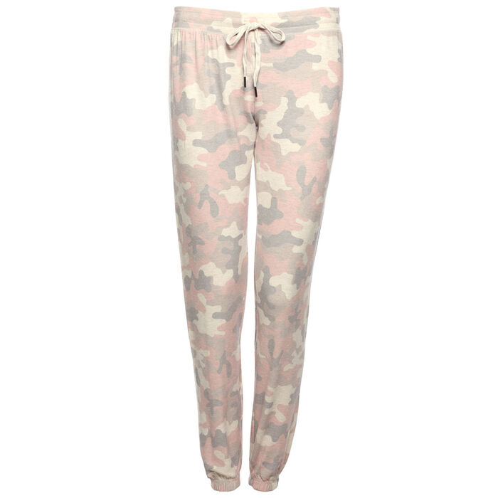 Women's Love Is A Battle Banded Pant