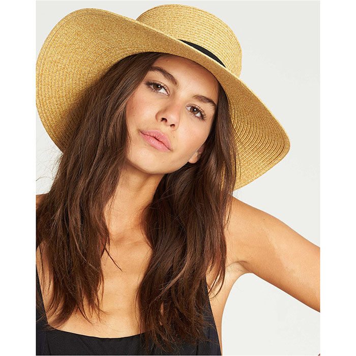 Women's Aboat Time Straw Hat