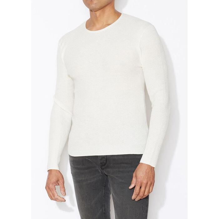 Men's Thermal Crew Sweater