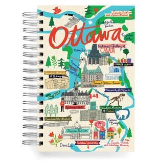 Ottawa Jumbo Journal Notebook