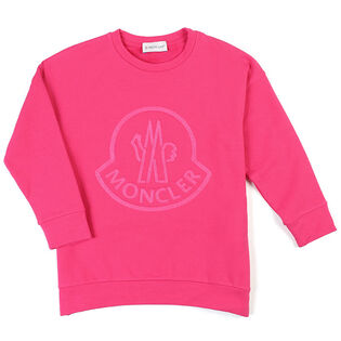 Girls' [4-6] Maxi Logo Sweatshirt