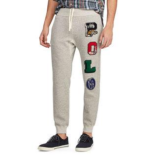 Men's Polo Fleece Jogger Pant