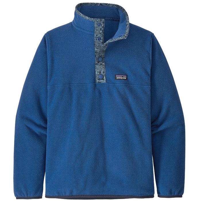 Junior Boys' [7-16] Micro D® Snap-T® Fleece Pullover Top