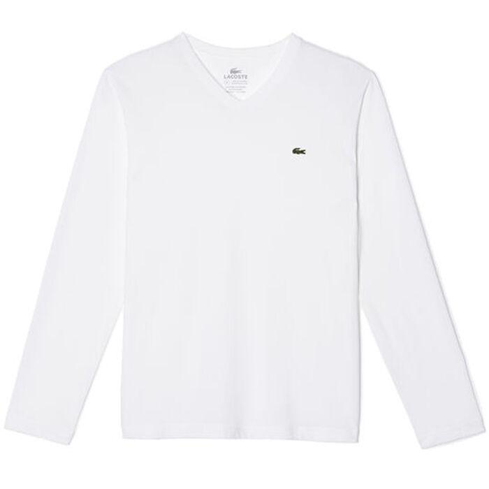 Men's Long Sleeve Basic T-Shirt