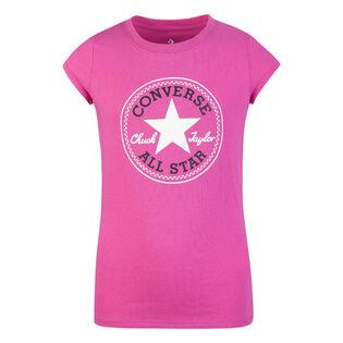 Girls' [4-6X] Chuck Patch Graphic T-Shirt
