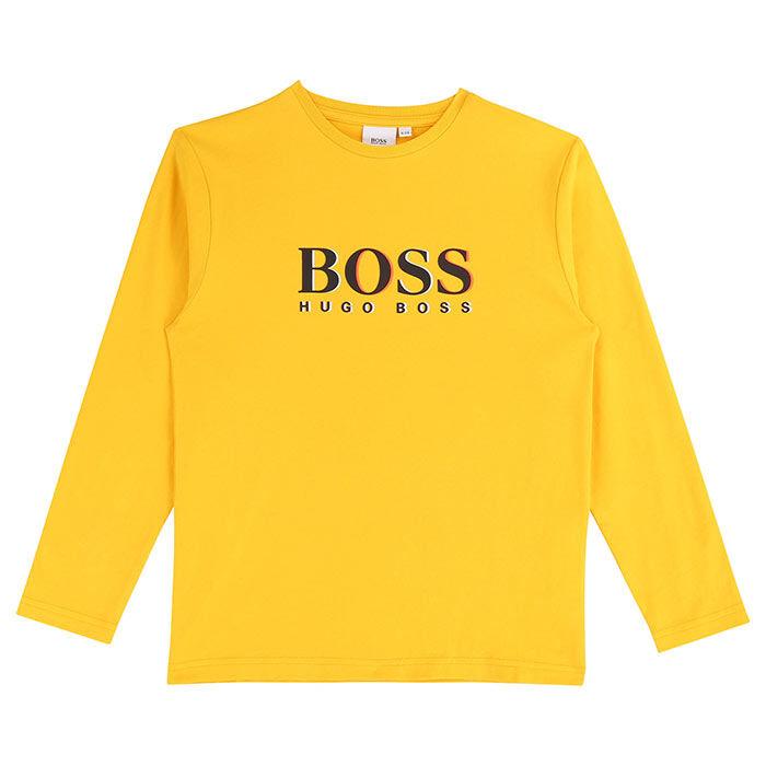 T-shirt Classic Logo pour garçons juniors [4-16]
