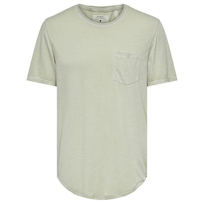 Men's Long Pocket T-Shirt