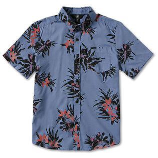 Junior Boys' [8-16] Floral With Cheese Shirt