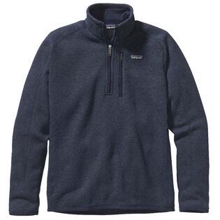 Men's Better Sweater® Quarter Zip Fleece