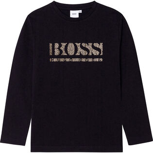 Junior Boys' [8-16] Gold Collection Long Sleeve T-Shirt