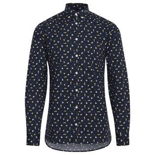 Men's Geo Print Shirt