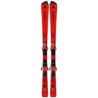 Juniors' Redster S9 FIS J-RP Ski + Z10 Binding [2019]