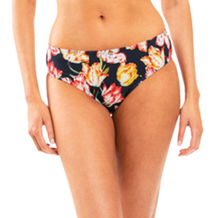 Women's Galleria Mid Bikini Bottom