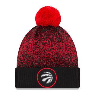 Men's Toronto Raptors On Court Knit Hat