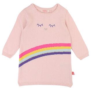 Robe en tricot jacquard pour bébés filles [12-24M]