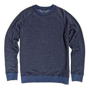 Men's Brushed Crew Neck Sweater