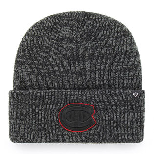 Men's Montreal Canadiens Logo Beanie
