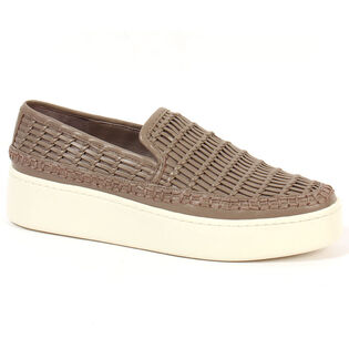 Women's Stafford Woven Leather Sneaker