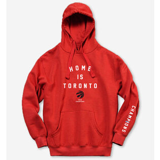 Unisex Home Is Toronto Raptor Ball Hoodie