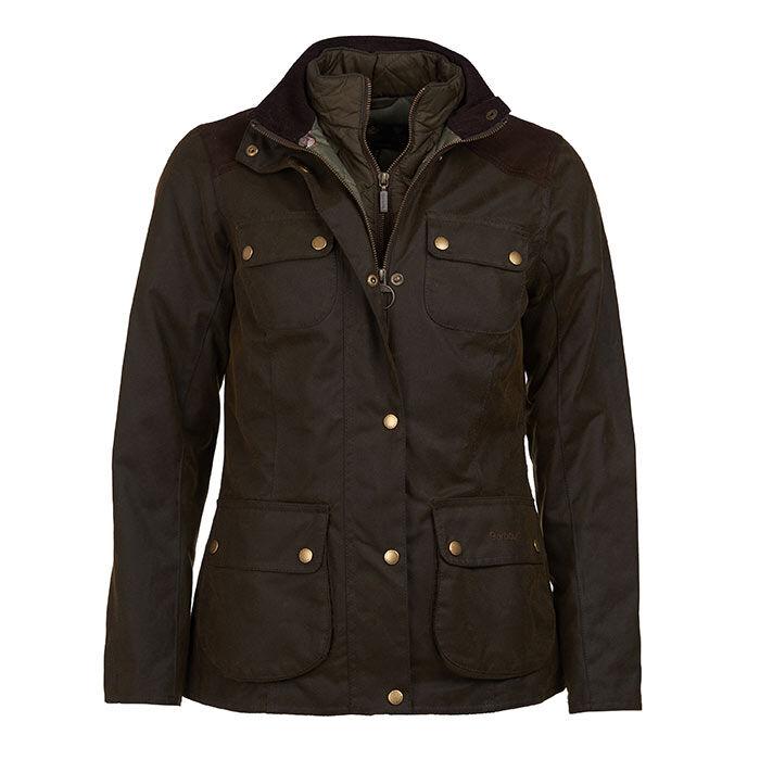 Women's Dene Waxed Cotton Jacket
