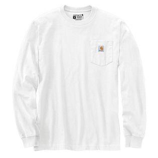 Men's Crafstman Graphic Long Sleeve T-Shirt