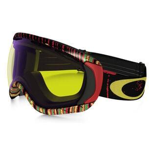 Lunettes de ski Canopy™ - Jaune forte intensité