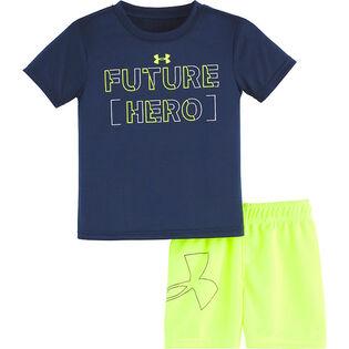 Baby Boys' [12-24M] Future Hero Two-Piece Set
