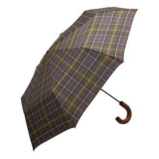 Tartan Telescopic Umbrella
