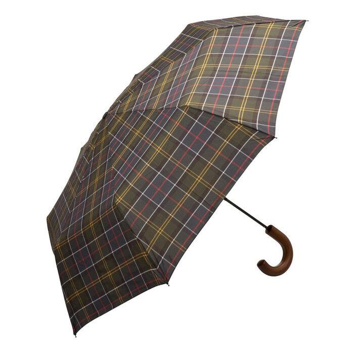 Parapluie téléscopique Tartan