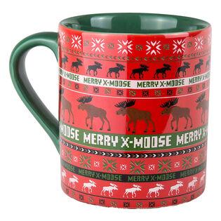 Merry X-Moose Mug