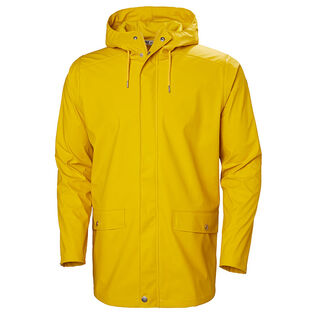 Men's Moss Raincoat