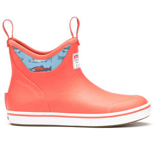 "Women's Salmon Sisters 6"" Ankle Deck Boot"