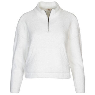 Women's Cozy Quarter-Zip Sweater