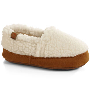 Juniors' [13-4] Popcorn Moc Slipper