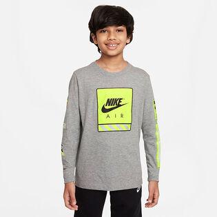 Junior Boys' [8-16] Sportswear Boxy Long Sleeve T-Shirt