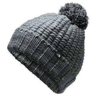 Tuque en tricot épais pour femmes