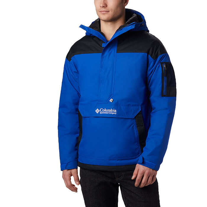 Men's Challenger Pullover Jacket