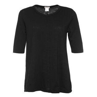 Women's Elbow Sleeve Swing T-Shirt