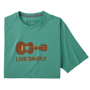Men's Live Simply® Guitar Responsibili-Tee® T-Shirt