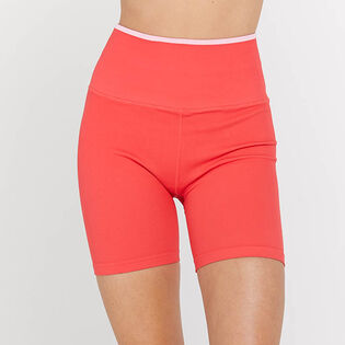 Women's Seamless Biker Shortie