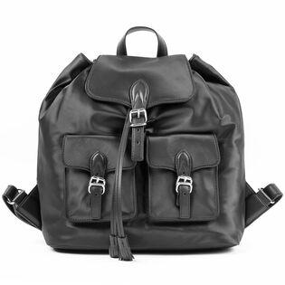 Alice Satin Nylon Backpack