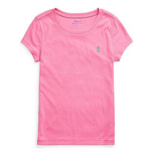 Junior Girls' [7-16] Short Sleeve Crew Neck T-Shirt