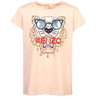 Junior Girls' [8-14] Shades Tiger T-Shirt