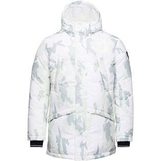Men's Gravity Long Camo Down Coat