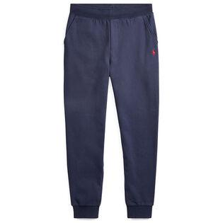 Pantalon en mélange de coton pour garçons juniors [8-20]