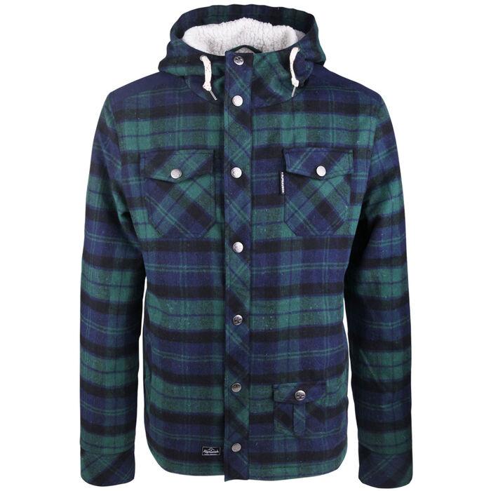 Men's Parkschipper Padded Shirt Jacket