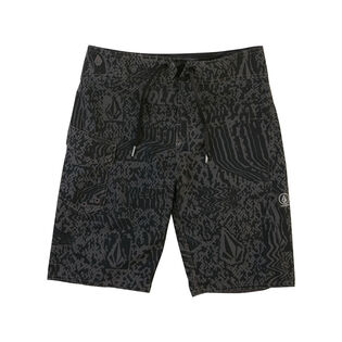 Junior Boys' [8-16] Logo Plasm Mod Boardshort