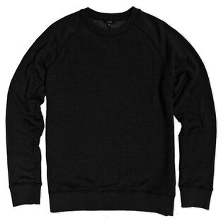 Men's Brushed Crew Neck Sweater