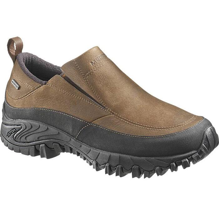 Men's Shiver Moc 2 Waterproof (Brown)