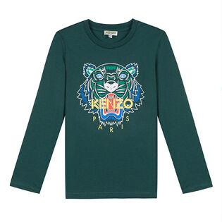 Boys' [2-6] Tiger Long Sleeve T-Shirt